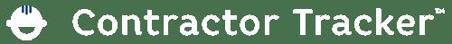 Contractor Tracker logo transparent
